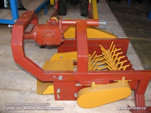 Картофелекопалки для трактора купить, цена